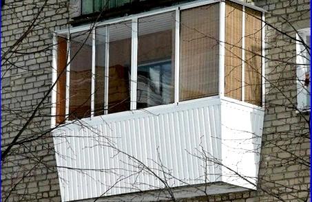 Утепляем балкон собственными руками