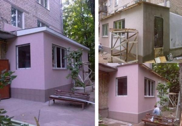 Пристроить балкон полтава. строительство балкона с нуля. куп.
