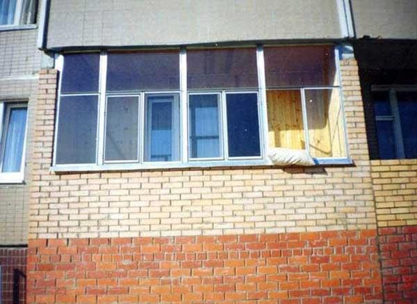 Хочу балкон на первом этаже. - дизайн маленьких лоджий - кат.