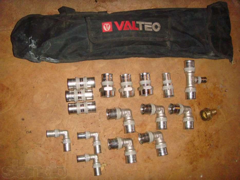 Фитинги от компании Valtec