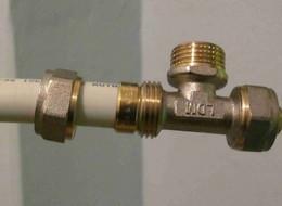 Как соединять металлопластиковые трубы. Особенности монтажа