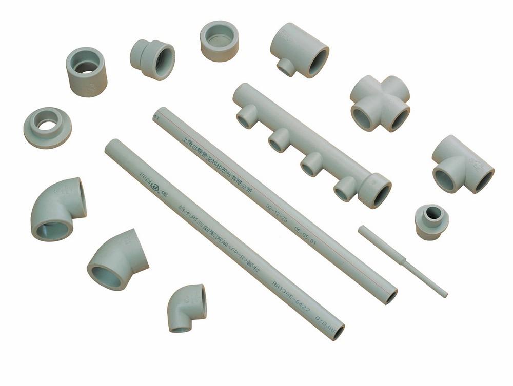 Какие фитинги используют для полипропиленовых труб