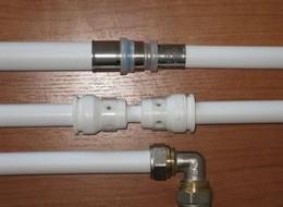 Металлопластиковые трубы и особенности их установки