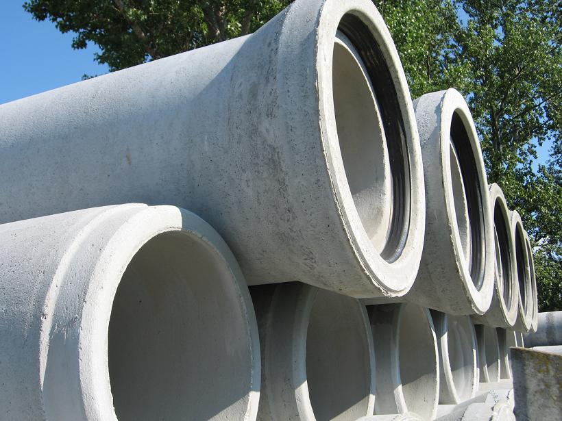 Напорные или безнапорные трубы из асбестоцемента