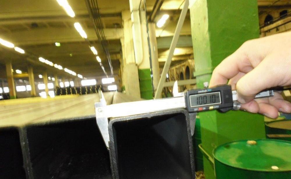 Производство профильных труб согласно требованиям ГОСТа 8639