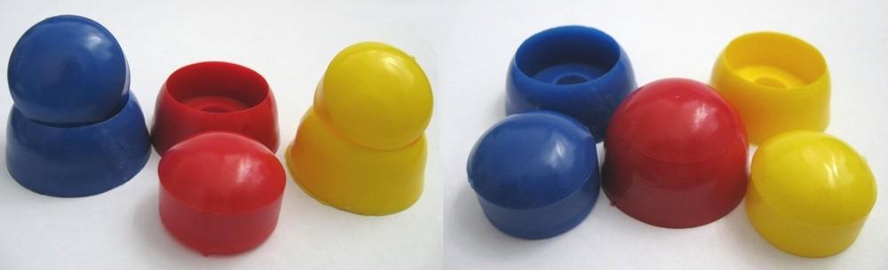 Заглушки для профильных труб