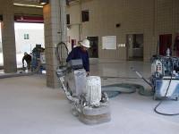 Подготовка к ремонту бетонного пола
