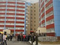 Квартиры первичного жилищного фонда