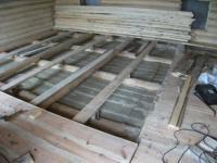 Особенности гидроизоляции деревянного пола