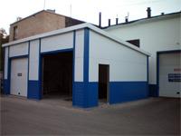 Промышленные складские здания КОНВЕЙТ