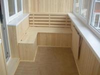 Практичные советы по отделке балкона