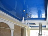 Натяжные потолки из ПВХ: преимущества и недостатки