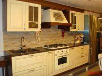 Выбор материала для кухонного фасада