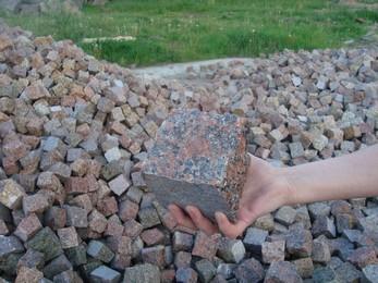 Сделать забор из камня своими руками