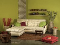 Правила выбора дивана для гостиной