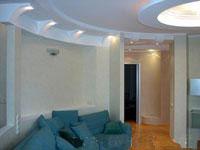 Разновидности и свойства натяжных потолков