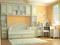 Наилучшие варианты детской мебели