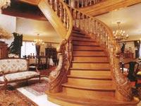 Идеальная лестница в доме