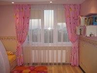 Индивидуальный пошив штор для дома