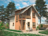 Как выбрать проект каркасного дома?