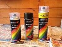 Советы по выбору аэрозольной краски