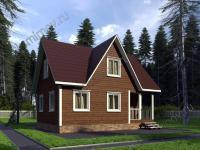 Как рассчитать «отопительные» проекты недорогих домов?