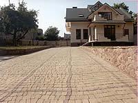 Укладка тротуарной плитки: самые красивые решения