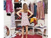 Как обустроить гардеробную в доме
