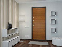 Входная дверь: особенности выбора материала
