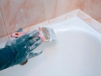 Реставрация ванны в домашних условиях за 2 часа