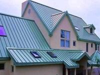 Преимущества крыши из профнастила