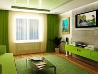 Какие занавески нужны в жилые комнаты? Рулонные шторы