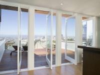 Раздвижные балконные двери: конструкция