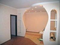 Все виды хорошего ремонта в квартире