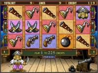 Игровые автоматы «Пиратской» тематики