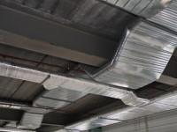 Особенности гибких воздуховодов