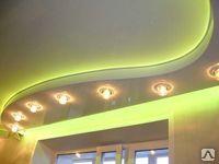 В чем разница между глянцевыми, матовыми и сатиновыми натяжными потолками?