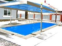 Светопрозрачные павильоны для бассейнов
