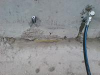 Инъекционная гидроизоляция фундамента. Компания Гидропротект