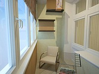 Тёплый балкон своими руками – три ключевых момента