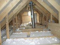 Ремонт в доме: утепление бетонного потолка