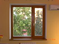 """Деревянные окна """"Красная горка"""""""