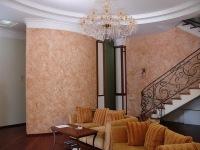 Декоративная штукатурка и дизайн: создаем оригинальную текстуру стен