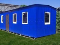 Дачный дом из блок-контейнеров – быстро и экономично