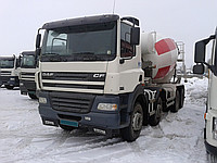 Продажа бетонных смесей в Минске и Минской области