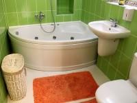 Идеи для дизайна маленькой ванной