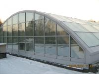 Алюминиевое остекление зданий и сооружений