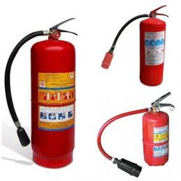 Как выбрать огнетушитель для дома