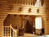 Какой ремонт нужен бревенчатому дому?
