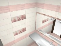 Керамогранит для отделки ванной комнаты